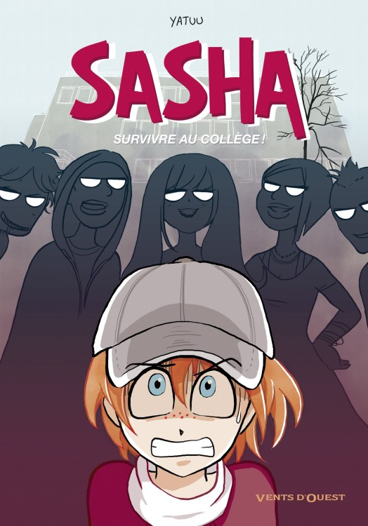 Sasha - couverture
