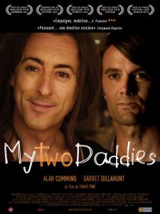 My two daddies - affiche