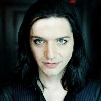 Portrait de Brian Molko chanteur de Placebo
