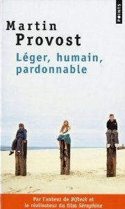 Léger, humain, pardonnable - photo