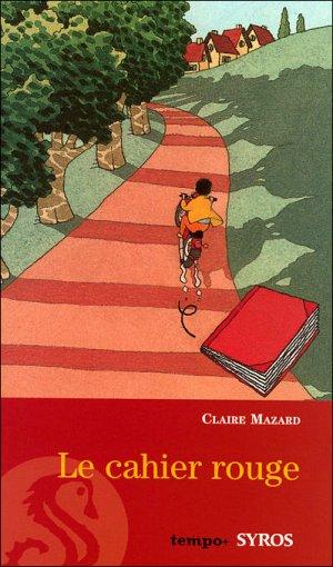 Le cahier rouge - photo