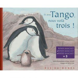 Et avec Tango, nous voilà trois ! - couverture