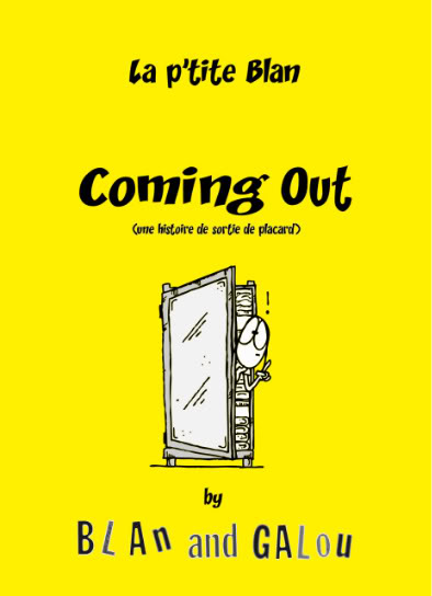 Coming Out (La p'tite Blan, tome 2) - photo