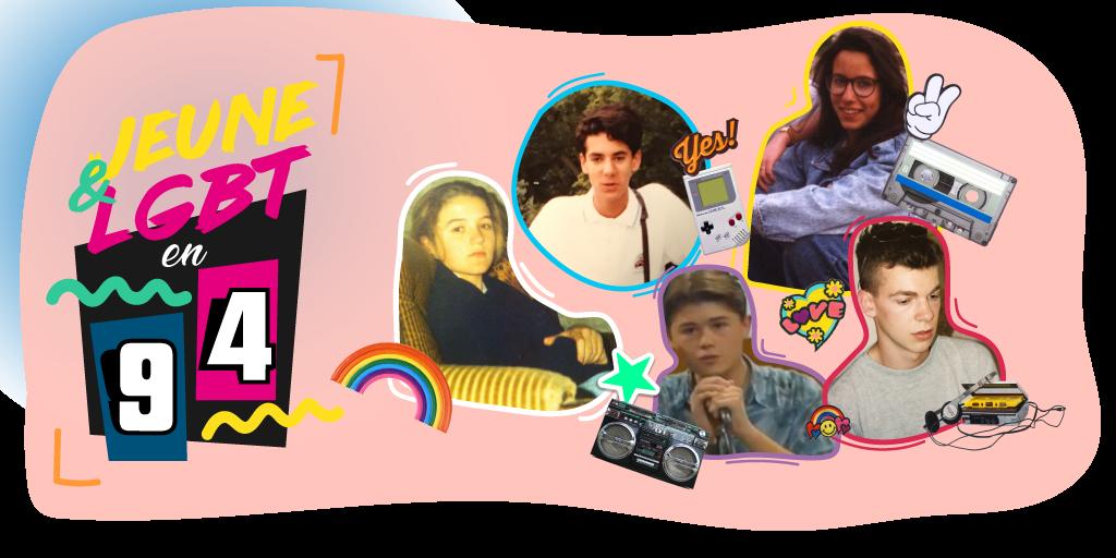 Jeune et LGBT en 94 - bannière