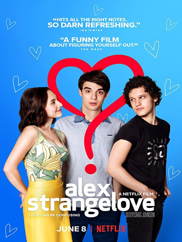Alex Strangelove - photo
