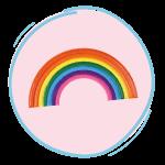 Pastille Rainbow