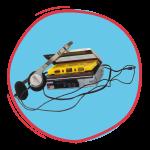 Pastille Walkman