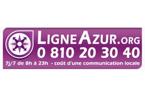 Ligne Azur - logo