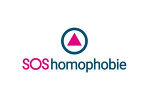 SOS Homophobie - logo