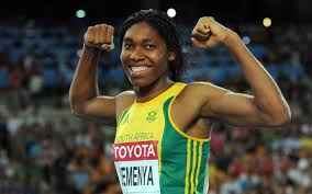 Caster Semenya - photo