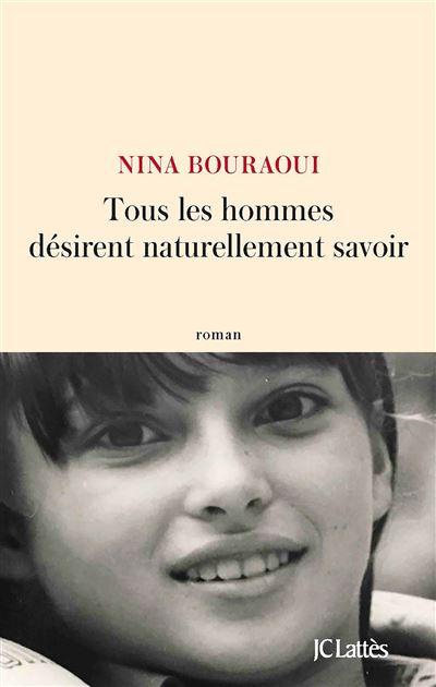 Roman Nina Bouraoui